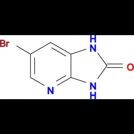 6-Bromo-1,3-dihydro-2H-imidazo[4,5-b]pyridin-2-one