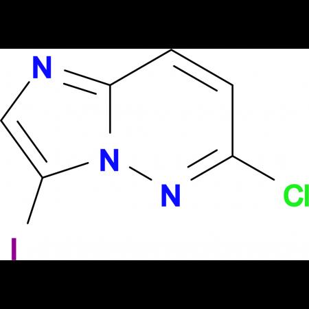 6-Chloro-3-iodoimidazo[1,2b]pyridazine