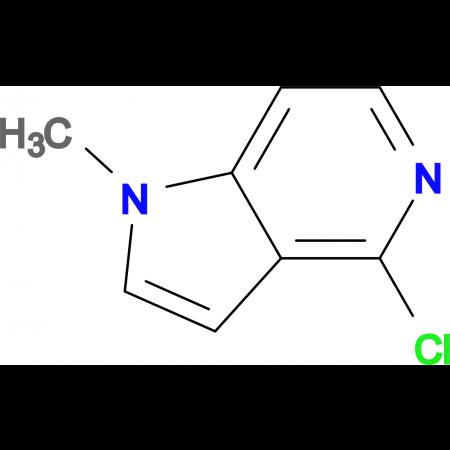 4-Chloro-1-methyl-1H-pyrrolo[3,2-c]pyridine