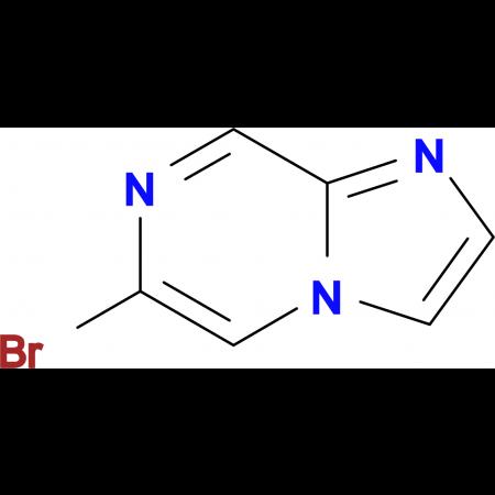 6-Bromoimidazo[1,2-a]pyrazine