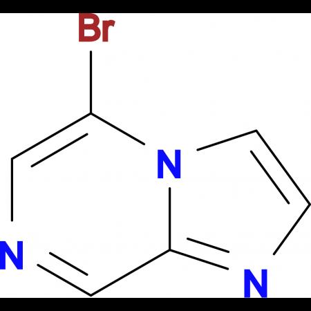 5-Bromoimidazo[1,2-a]pyrazine