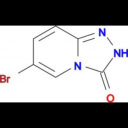 6-Bromo[1,2,4]triazolo[4,3-a]pyridin-3(2H)-one