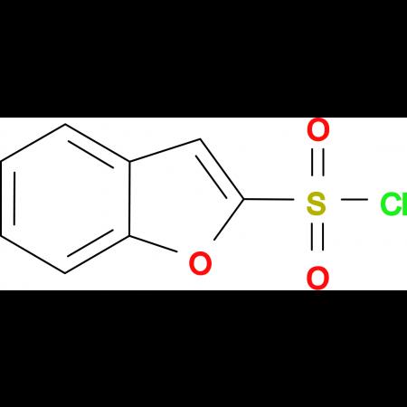 1-Benzofuran-2-sulfonyl chloride
