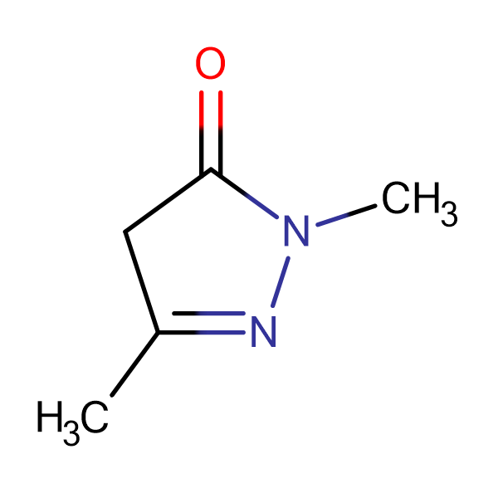 2,5-Dimethyl-2,4-dihydro-3H-pyrazol-3-one