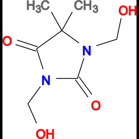 1,3-Bis(hydroxymethyl)-5,5-dimethylimidazolidine-2,4-dione