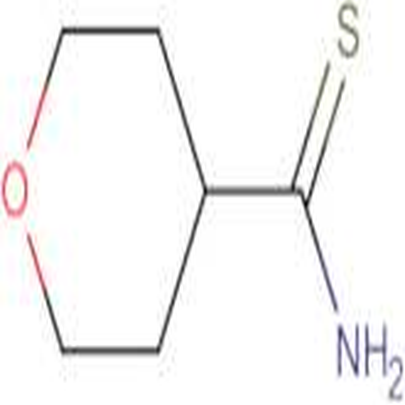 Tetrahydro-2H-pyran-4-carbothioamide