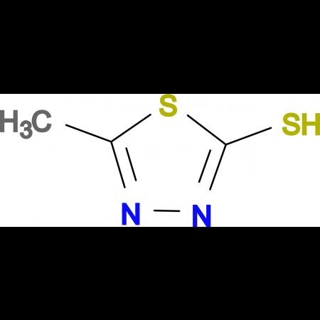 5-Methyl-1,3,4-thiadiazole-2-thiol