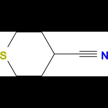 Tetrahydrothiopyran-4-carbonitrile