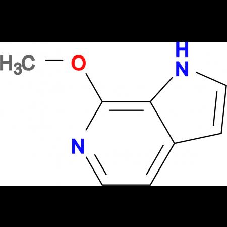 7-Methoxy-1H-pyrrolo[2,3-c]pyridine