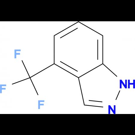 4-(Trifluoromethyl)-1H-indazole