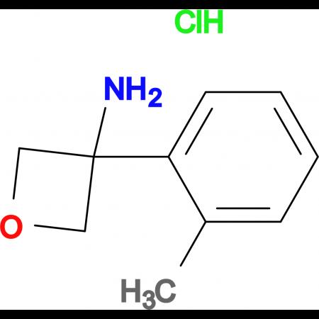 3-o-Tolyloxetan-3-amine hydrochloride