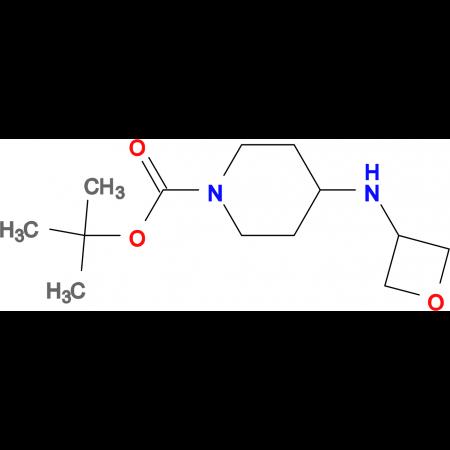 tert-Butyl 4-(oxetan-3-ylamino)piperidine-1-carboxylate