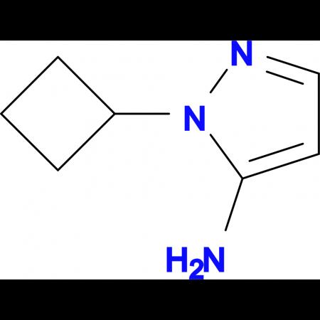 2-Cyclopropyl-2H-pyrazol-3-ylamine