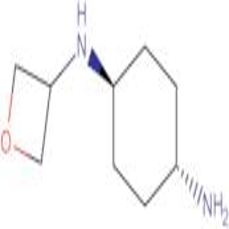 (1R*,4R*)-N-4-(Oxetan-3-yl)cyclohexane-1,4- diamine