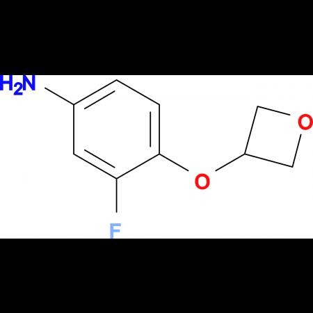 3-Fluoro-4-(oxetan-3-yloxy)aniline