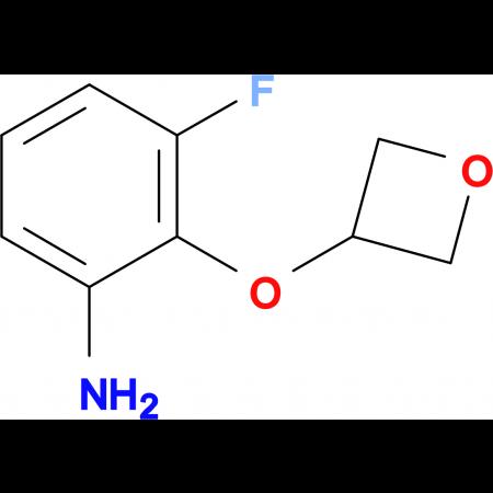 3-Fluoro-2-(oxetan-3-yloxy)aniline