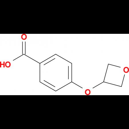 4-(Oxetan-3-yloxy)benzoic acid