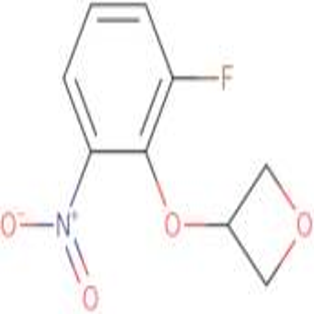 3-(2-Fluoro-6-nitrophenoxy)oxetane
