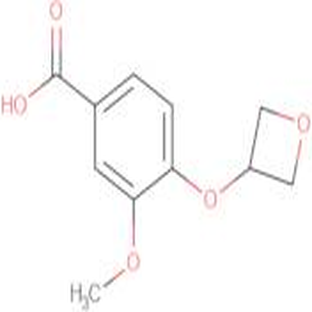 3-Methoxy-4-(oxetan-3-yloxy)benzoic acid
