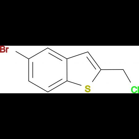 5-Bromo-2-chloromethyl-benzo[b]thiophene