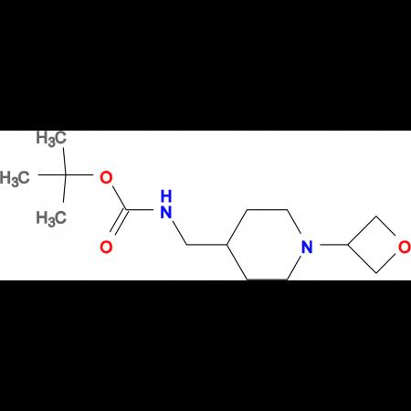 tert-Butyl {[1-oxetan-3-yl)piperidin-4-yl]methyl}carbamate