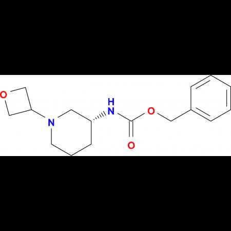 (R)-Benzyl 1-(oxetan-3-yl)piperidin-3-ylcarbamate