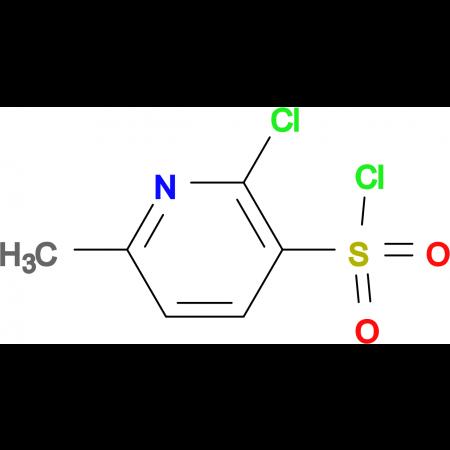 2-Chloro-6-methyl-pyridine-3-sulfonyl chloride