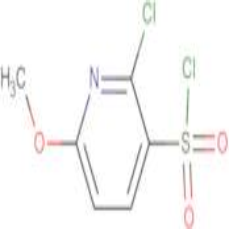 2-Chloro-6-methoxy-pyridine-3-sulfonyl chloride