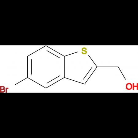 (5-Bromo-benzo[b]thiophen-2-yl)-methanol