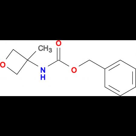 Benzyl 3-methyloxetan-3-ylcarbamate