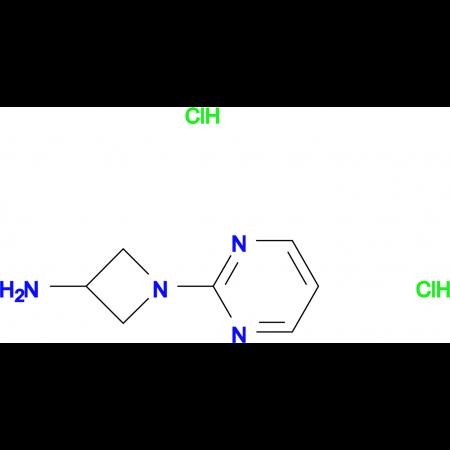 1-(Pyrimidin-2-yl)azetidin-3-amine dihydrochloride