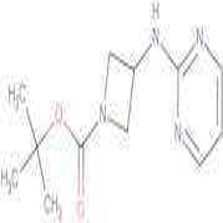 tert-Butyl 3-(pyrimidin-2-ylamino)azetidine-1-carboxylate
