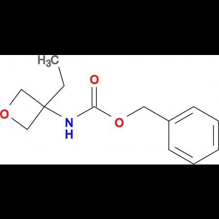 Benzyl N-(3-ethyloxetan-3-yl)carbamate