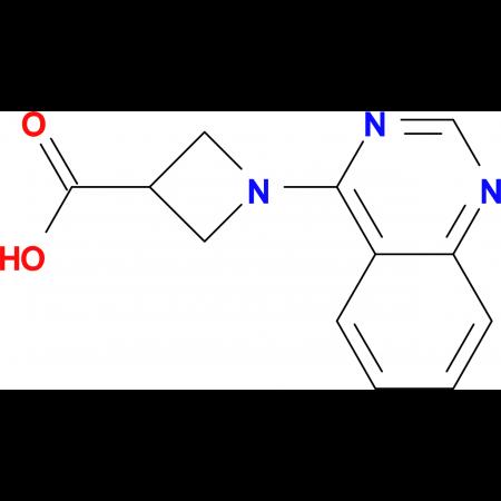 1-(Quinazolin-4-yl)azetidine-3-carboxylic acid