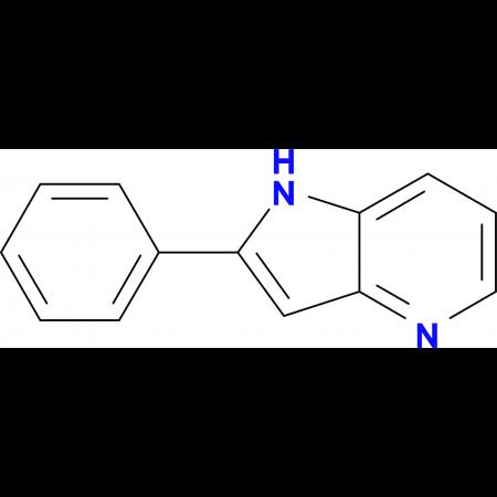 2-phenyl-4-azaindole