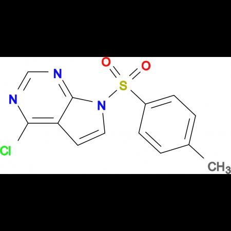 4-Chloro-7-tosyl-7H-pyrrolo[2,3-d]pyrimidine