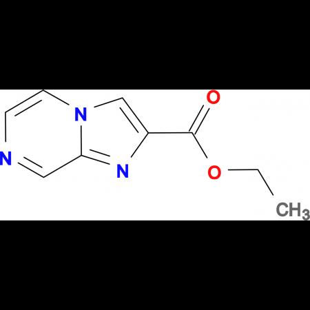 Ethyl imidazo[1,2-a]pyrazine-2-carboxylate