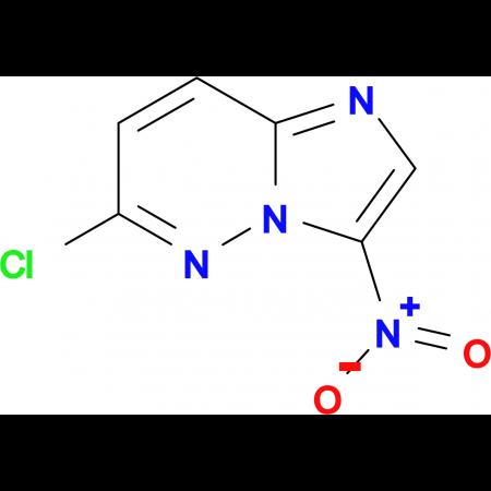 6-Chloro-3-nitroimidazo[1,2-b]pyridazine