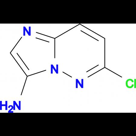 6-Chloroimidazo[1,2-b]pyridazin-3-ylamine