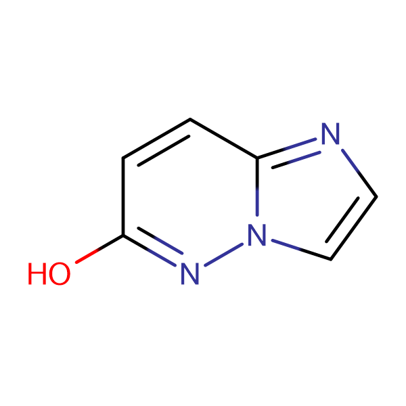 6-Hydroxyimidazo[1,2-b]pyridazine