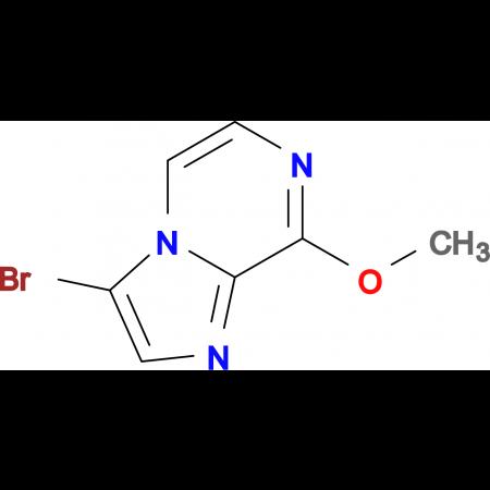 3-Bromo-8-methoxyimidazo[1,2-a]pyrazine