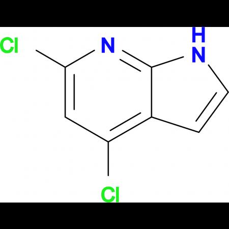 4,6-Dichloro-7-azaindole