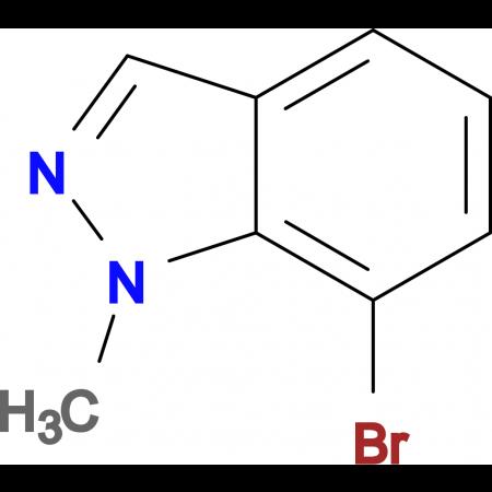 7-Bromo-1-methylindazole