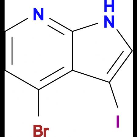 4-Bromo-3-iodo-7-azaindole
