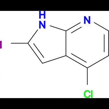 4-Chloro-2-iodo-7-azaindole