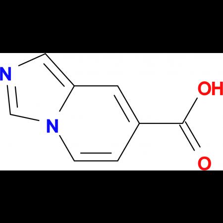Imidazo[1,5-a]pyridine-7-carboxylic acid