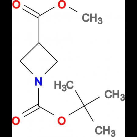 Methyl 1-Boc-azetidine-3-carboxylate