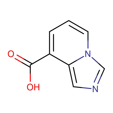 Imidazo[1,5-a]pyridine-8-carboxylic acid