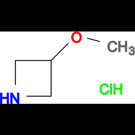 3-Methoxyazetidine hydrochloride
