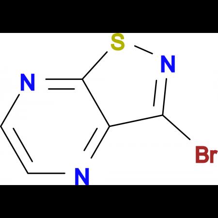 3-Bromoisothiazolo[4,5-b]pyrazine